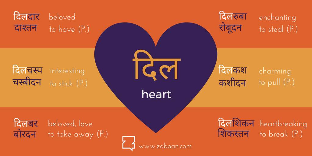 दिल – Heart