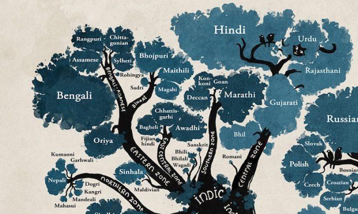 اردو زبان کا تاریخی پس منظر – A short history of the Urdu language