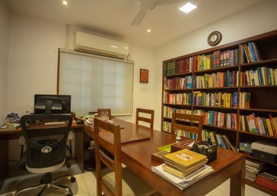 Zabaan Mumbai Centre, Private Classroom