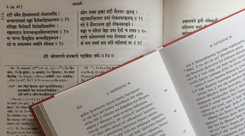 Greek – a book on Sanskrit grammar
