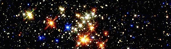 Stars: seeds of the gods