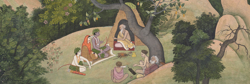 विद्यार्थी (vidyārthī) and अध्यापक (adhyāpaka) = student and teacher … or not?